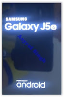 Logo Samsung Galaxy J5 (2016) - J510F