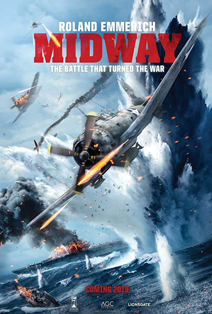Midway 2019 [Hindi Subbed] 350MB HDCAMRip 480p Full Movie