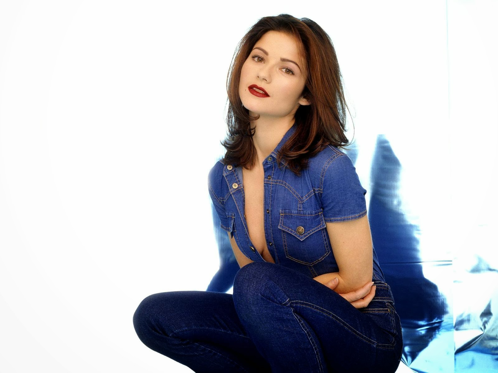 Jill Hennessy Top Actress And Singer Wallpapers Own Funs 3