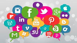 daftar kumpulan sosial media dunia