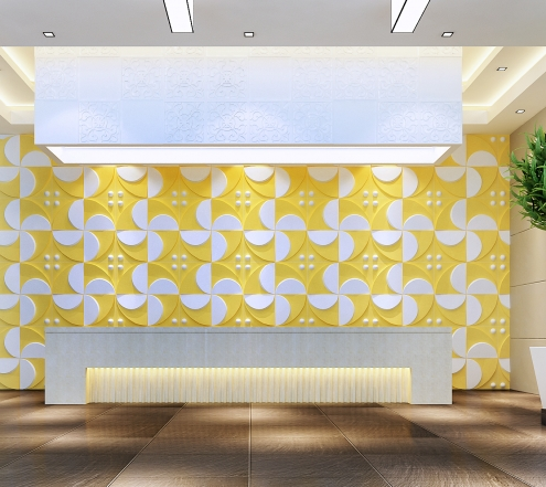 3D Decorative Wall Panels, Textured Wall Panel Designs