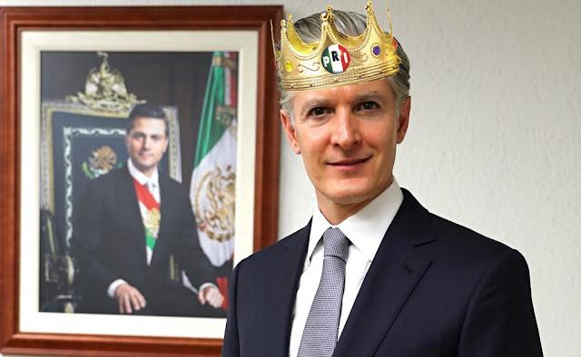 Alfredo del Mazo, reyes