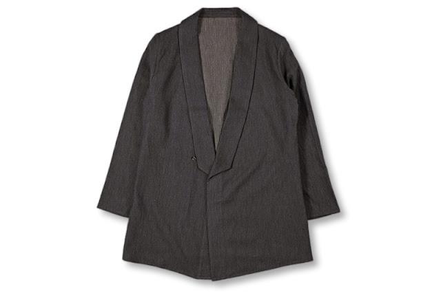 theSakaki [ 居間着 甲 ] Brown