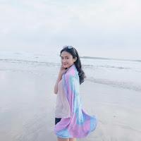 Foto dan profil Zahwa Aqilah pemeran Tari di sinetron cinta suci sctv