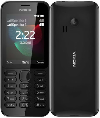 Nokia 222 PC suites