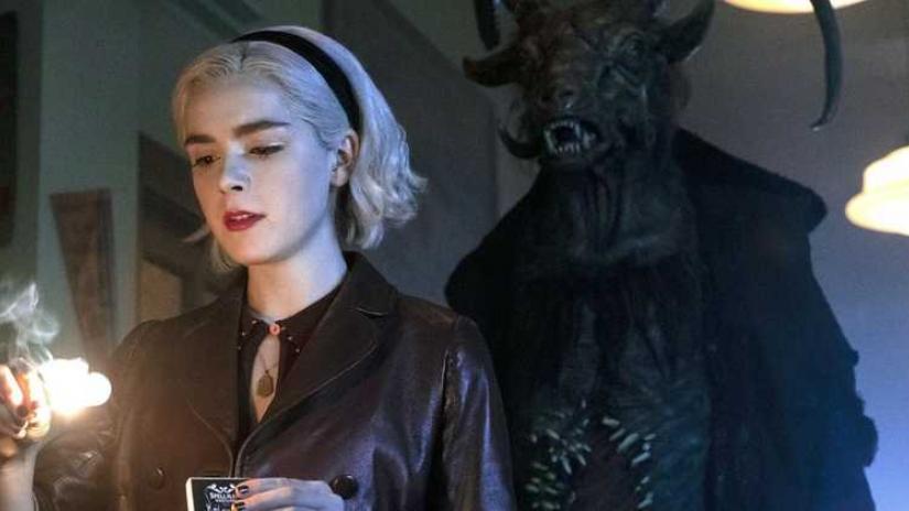 Những Cuộc Phiêu Lưu Rùng Rợn Của Sabrina 2