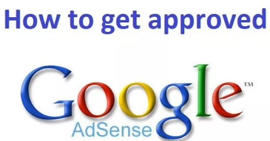 Tricks Get Approval from Adsense