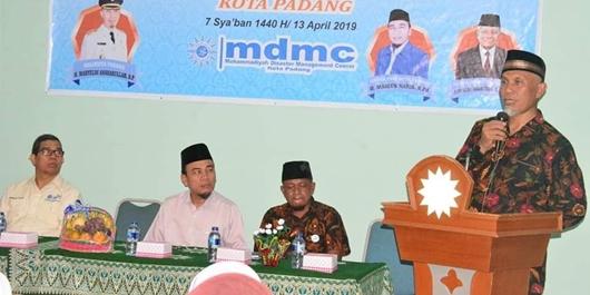 MDMC Diberi Pembekalan Mitigasi Bencana