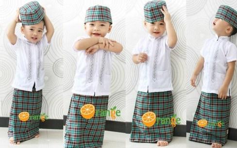 Baju Lebaran Anak Blanja.com