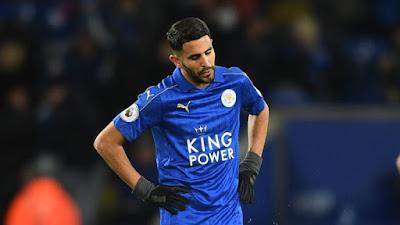 Mahrez sẽ rời Leicester ngay trong tuần này