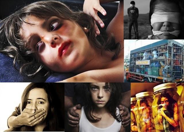 Trafico de menores operaba en Puebla