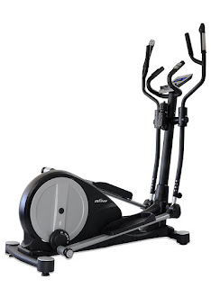 "JTX Tri Fit Elliptical Cross Trainer with variable 16-20"" stride length, image, review features & specifications plus compare with JTX Strider X7"