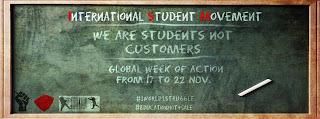 Chia Barsen: Global Week of Action to reclaim education