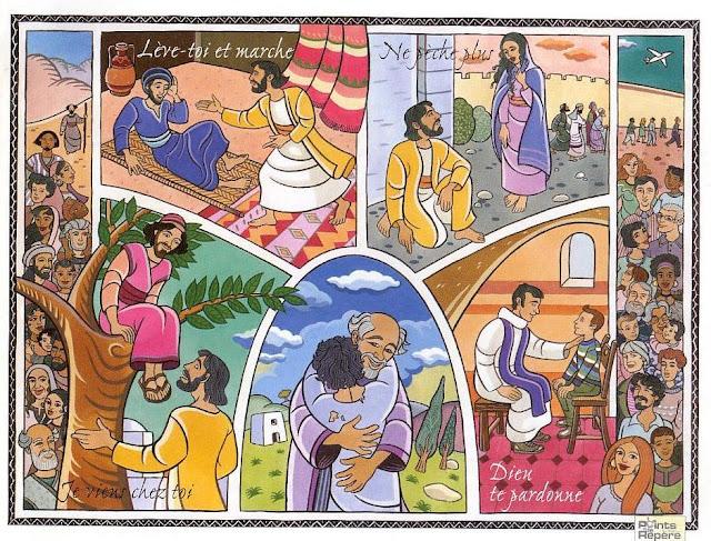 poster de la miséricorde