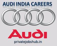 Audi India Careers
