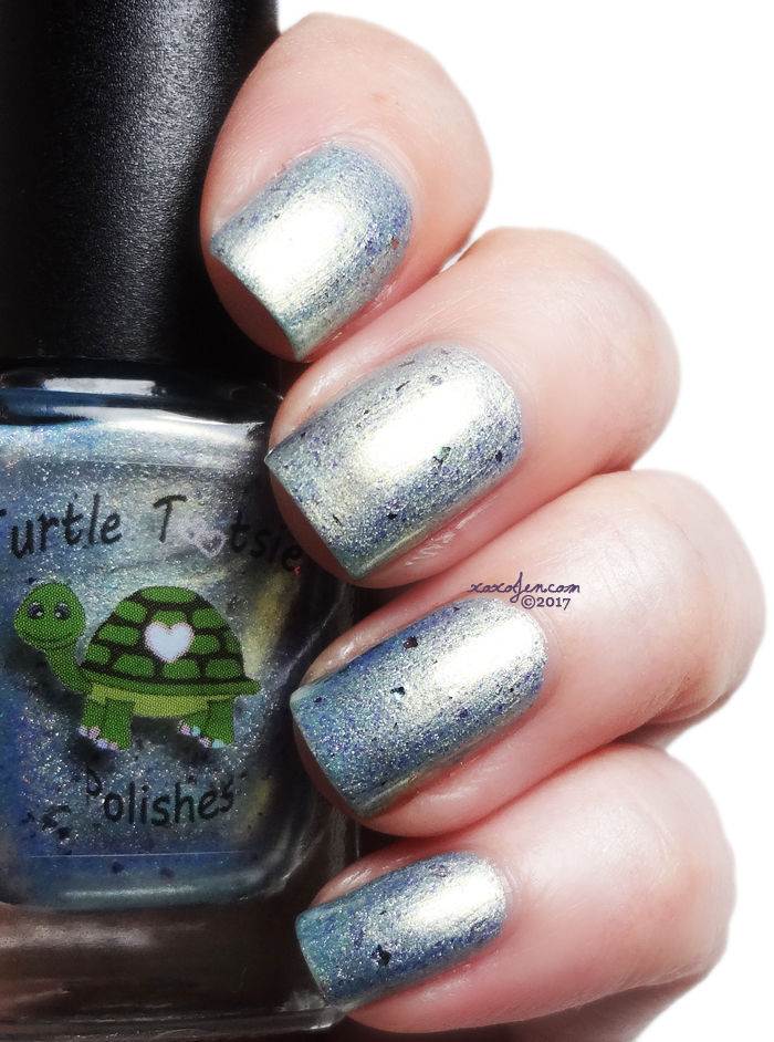 xoxoJen's swatch of Turtle Tootsie 2nd Turtleversary