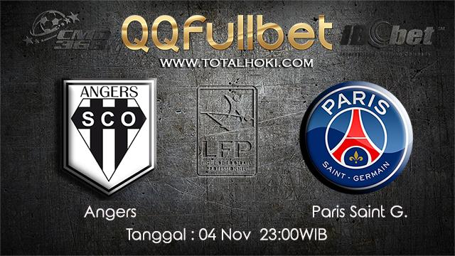 PREDIKSIBOLA - PREDIKSI TARUHAN BOLA ANGERS VS PARIS SAINT GERMAIN 4 NOVEMBER 2017 (Ligue 1)