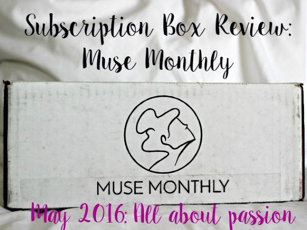 Muse Monthly: May Box Review