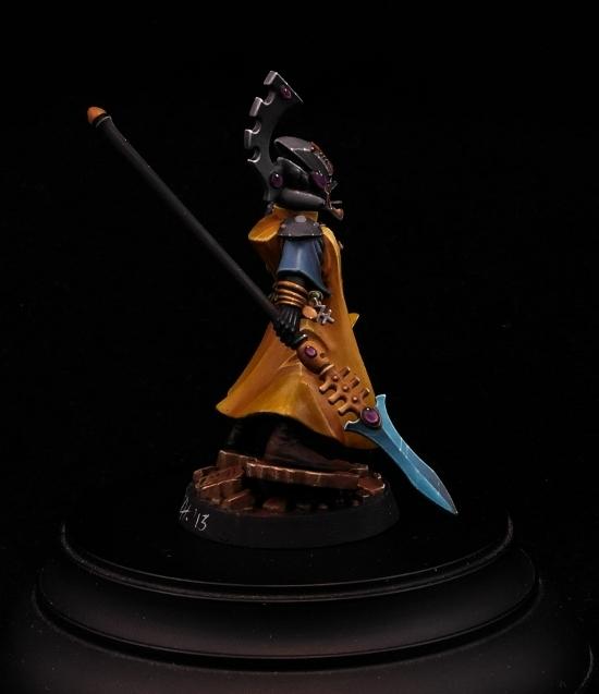Daith's Forge: Eldar Farseer Iyanden Craftworld