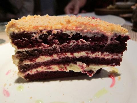 Red Velvet Rum Bundt Cake