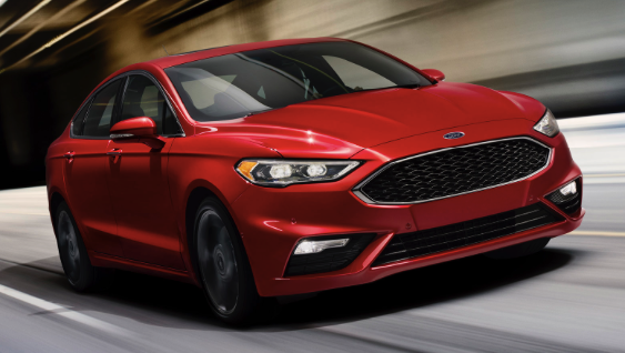 2017 Ford Fusion Hybrid Car Review
