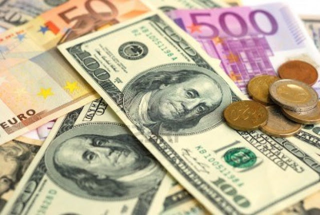 اشتعال أسعار العملات الأجنبية.. قفزة جديدة فى سعر الدولار اليوم , اليورو يصل الـ 17 جنيه, وارتفاع تاريخي للريال السعودي