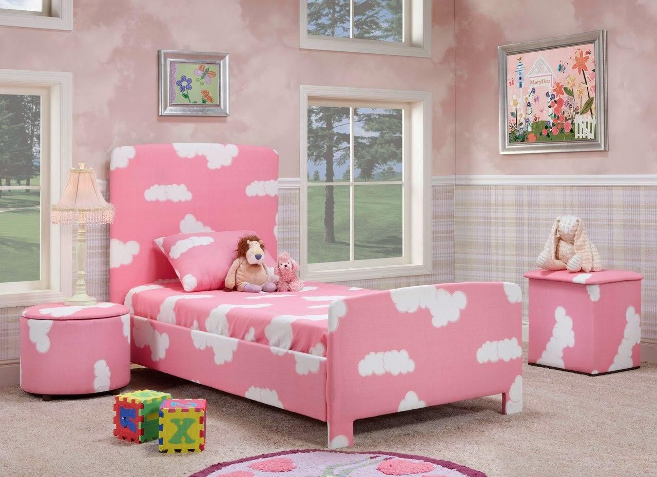 80 contoh desain kamar tidur anak perempuan minimalis yang cantik