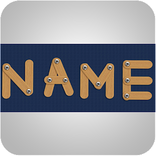Photo Text Designer Write Your Name With Shapes