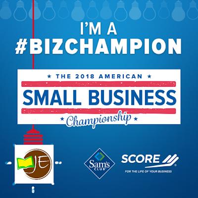 I'm a #bizchampion!