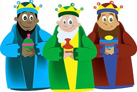 Maestra De Primaria Dibujos De Los Reyes Magos Para Colorear O