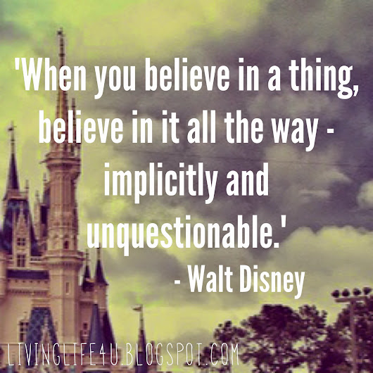 Disney's Lessons for Happiness: Day 11