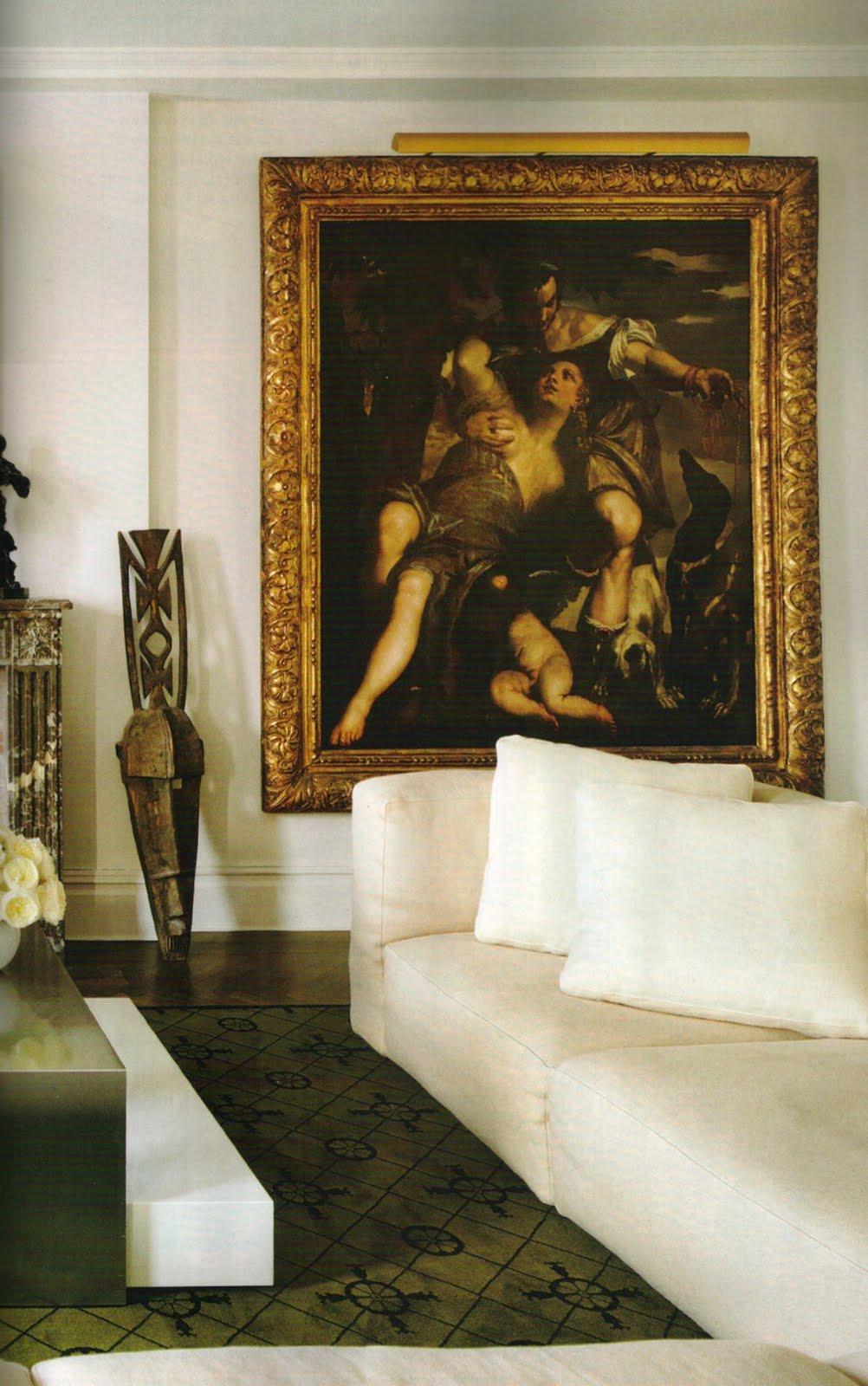 Us Interior Designs Jacques Grange: US Interior Designs: DESIGN ON FIFTH AVENUE