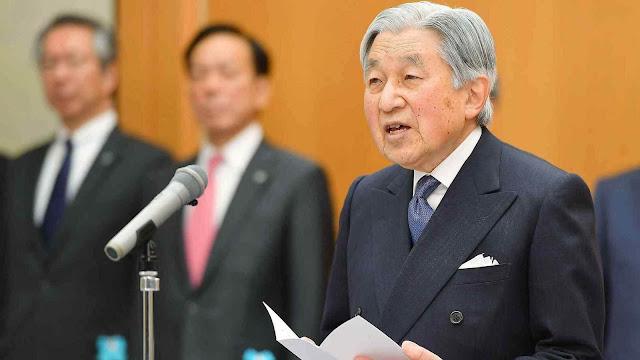 Agora é pra valer: a Dieta do Japão aprovou lei que permite a abdicação do Imperador Akihito