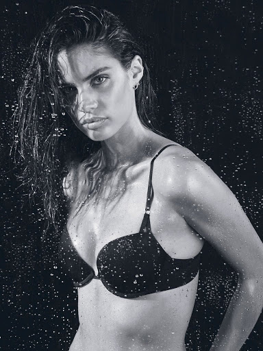Hot model Sara Sampaio topless photo shoot for GQ Mexico magazine