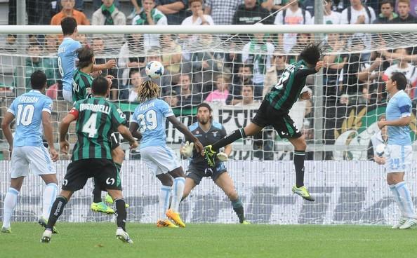 Lazio vs Sassuolo
