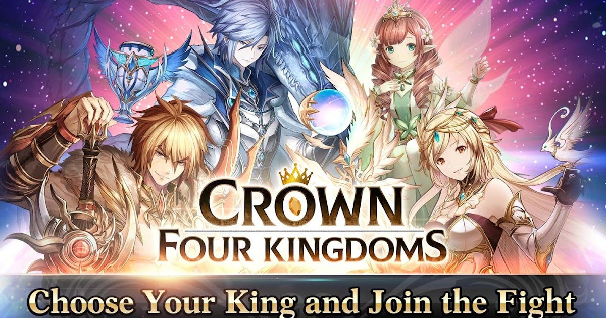تحميل لعبة Crown Four Kingdoms الان
