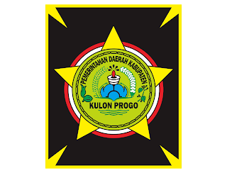Logo Kabupaten Kulon Progo Vector
