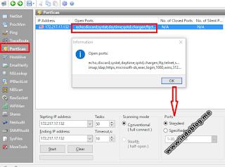 Mengecek dan Mencari Bug Host Server Operator dan Provider