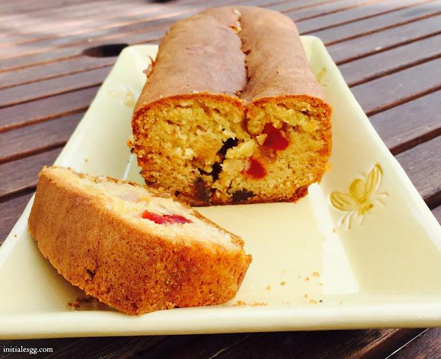 Astuce Fruits Confits Cake