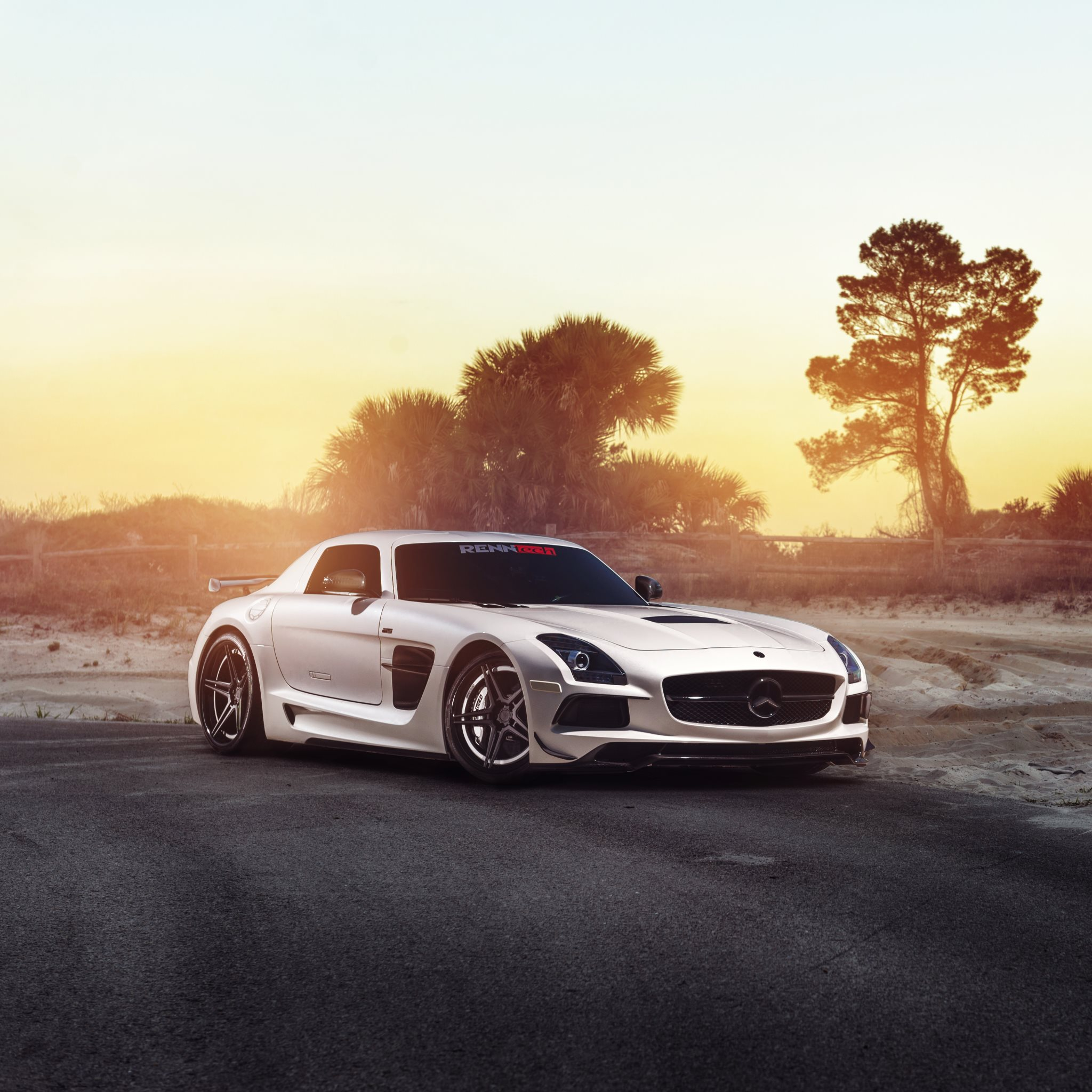 Sport Car Collections Jayde Mercedes Benz Customized: HD Wallpapers · 4K