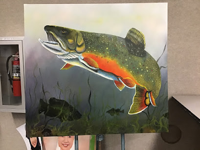 Trout #5 all most Done