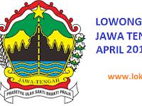 LOKER JAWA TENGAH HARI INI 18 APRIL 2017