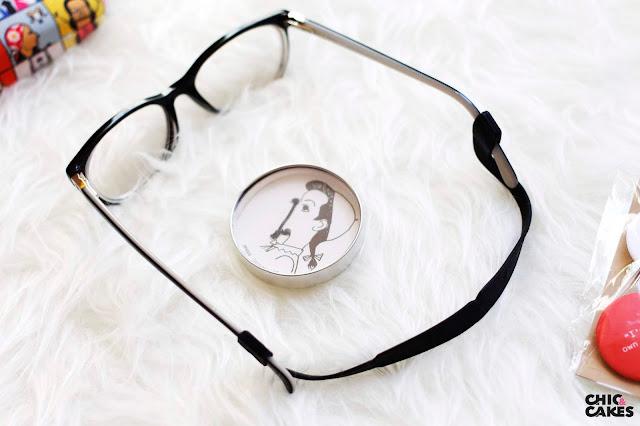 gafas con tira de silicona para deporte