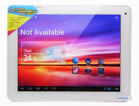 Download Android Jelly Bean 4 1 1 stock firmware for Cube U9GTV-W