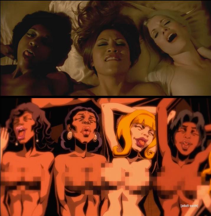 Black Movie Sex 64