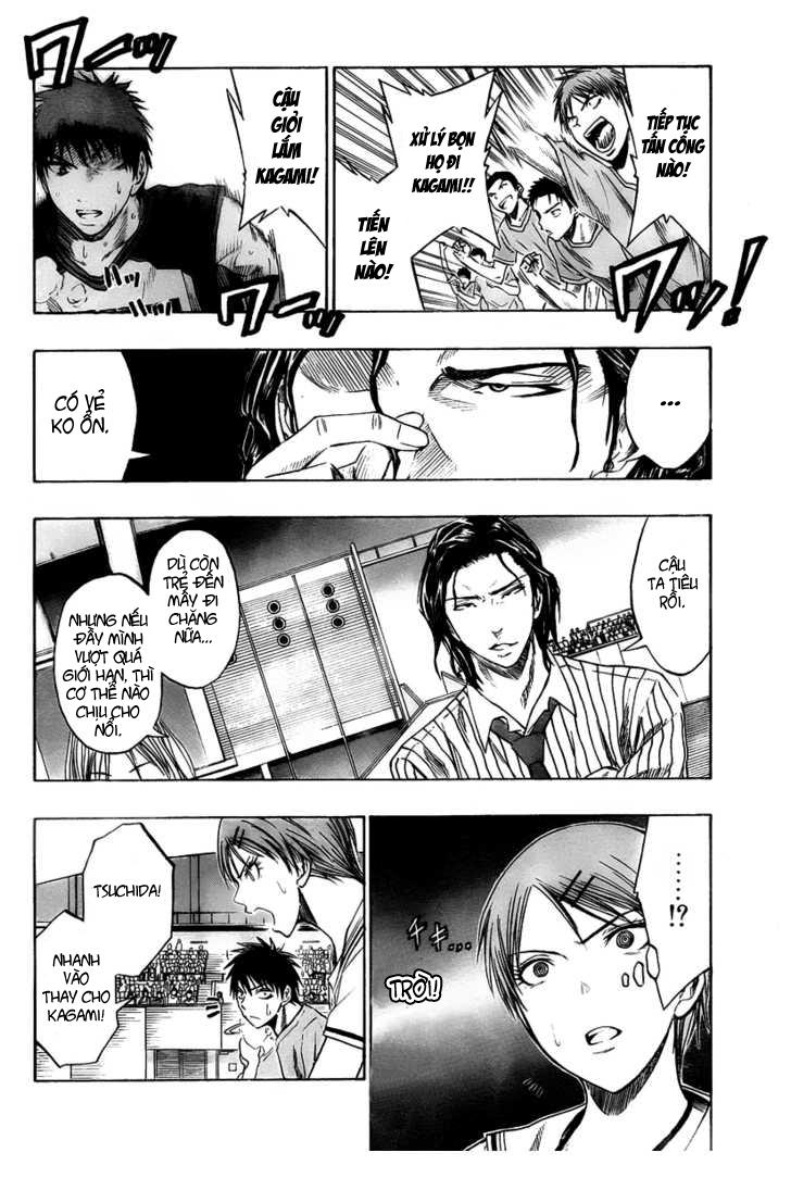 Kuroko No Basket chap 045 trang 11