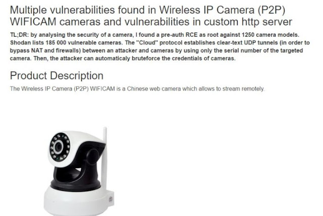 Wifi Vulnerability
