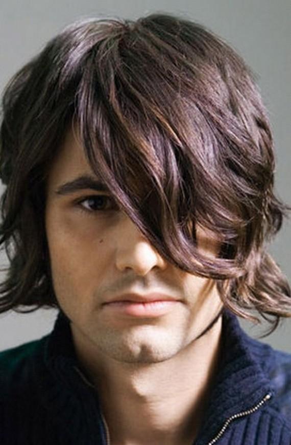 2014 Hairstyles: Men Long Hairstyles 2013