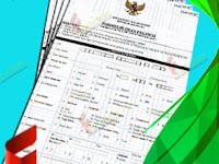 Download File Formulir Isian Data Pegawai Format xlsx Terbaru