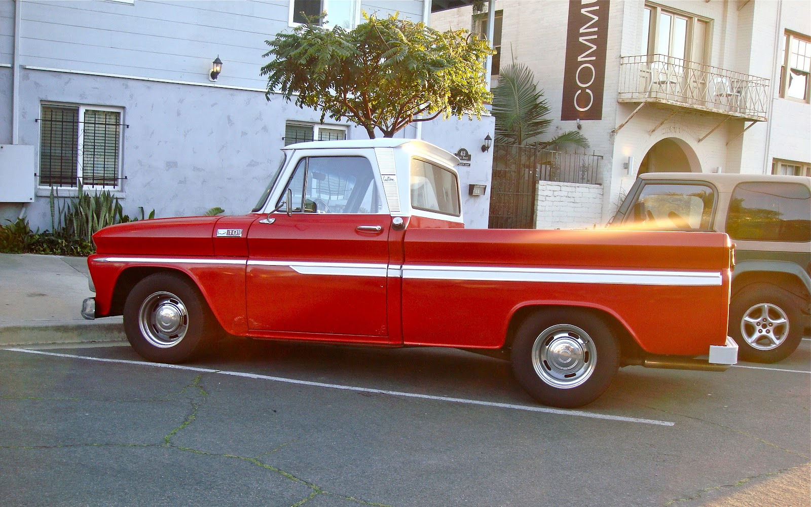 All Chevy chevy c10 wiki : THE STREET PEEP: 1965 Chevrolet C10 Shortbed Fleetside